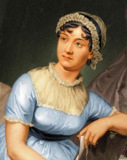 Джейн Остин - английская писательница.