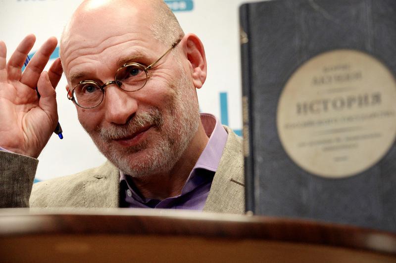 Автор Борис Акунин - биография и книги автора на сайт Букля