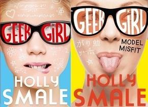 Купить книгу Девушка-гик, автор Холли Смейл