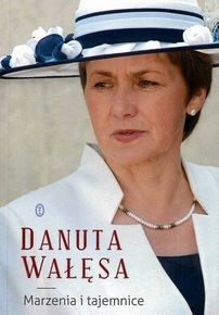 """Купить книгу """"Мрії і таємниці"""", автор Данута Валенса"""