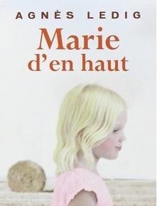"""Купить книгу """"Мари в вышине"""", автор Аньес Ледиг"""