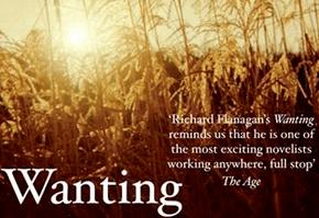 """Купить книгу """"Желание"""", автор Ричард Флэнаган"""