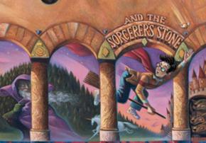 """Купить книгу """"Гарри Поттер и Философский камень"""", автор Джоан Кэтлин Роулинг"""