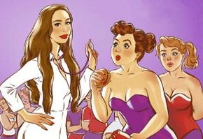 """Купить книгу """"Вальс гормонов. Вес, сон, секс, красота и здоровье как по нотам"""", автор Наталья Зубарева"""