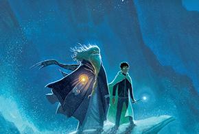 """Купить книгу """"Гарри Поттер и Принц-полукровка"""", автор Джоан Роулинг"""