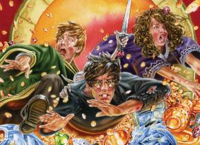 "Купить книгу ""Гарри Поттер и Дары Смерти"", автор Джоан Роулинг"