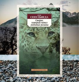 """Купить книгу """"Старик, который читал любовные романы"""", автор Луис Сепульведа"""