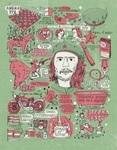 """Купить книгу """"Художники, писатели, мыслители, мечтатели. 50 портретов знаменитых людей. Их жизнь и привычки в иллюстрациях"""""""