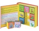 """Купить книгу """"Мой первый зоопарк. Книжки-кубики"""""""