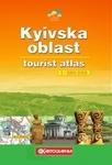 Kyivska oblast. Tourist atlas, м-б 1:250 000