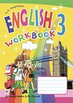 Англійська мова. Робочий зошит для 3 класу