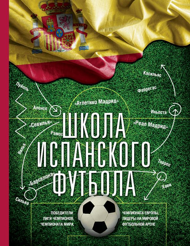 Книги об испанском футболе