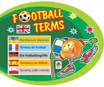 """Купить книгу """"Футбольні терміни. Англійська мова"""""""