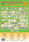 Природознавство в таблицях. 1 клас. Навчальний посібник (за програмою 2012 р.)