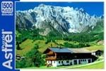 Австрия Зельцбург. Пазл, 1500 элементов