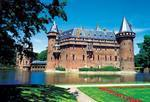 Замок пруд Швеция. Пазл, 1500 элементов