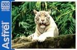 Белый тигр. Пазл, 1500 элементов