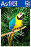 Попугай сине-желтый. Пазл, 1000 элементов