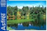 Озеро в лесу. Пазл, 1000 элементов