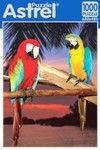 Два Попугая. пазл, 1000 элементов