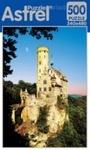 Замок на скале. Пазл, 500 элементов