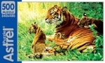 Тигры. Пазл, 500 элементов