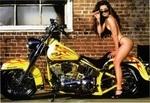 Мотоцикл. Пазл, 1000 елементів