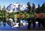 Гірське озеро. Пазл, 1000 елементів
