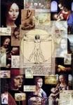 Леонардо да Вінчі. Пазл, 1000 елементів