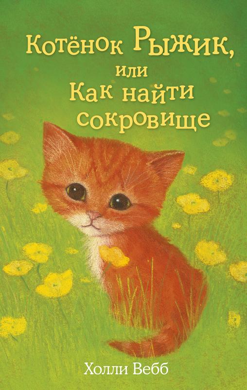 """Купить книгу """"Котенок Рыжик, или Как найти сокровище"""""""