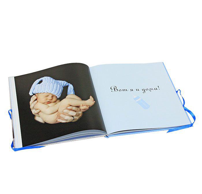"""Купить книгу """"Мои первые шаги. Альбом малыша"""""""