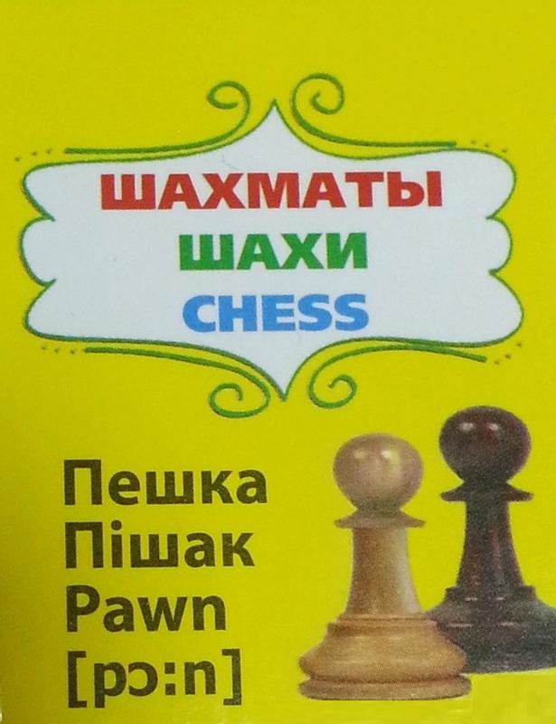 """Купить книгу """"Шахматы. Шахи. Chess"""""""