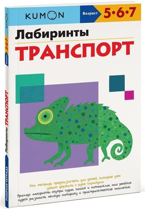 """Купить книгу """"Лабиринты. Транспорт"""""""