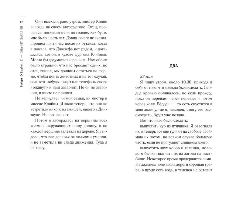 """Купить книгу """"Z — значит Захария"""""""