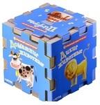 Развивающий кубик (комплект из 6 книжек-пазлов)