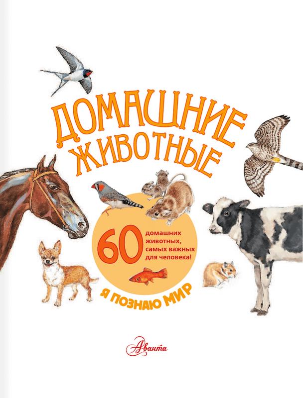 Картинки книги о домашних животных