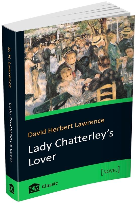 """Купить книгу """"Lady Chatterley's Lover"""""""
