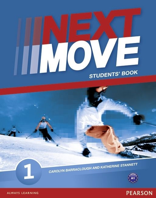 "Купить книгу ""Next Move 1: Students' Book: Access Code"""