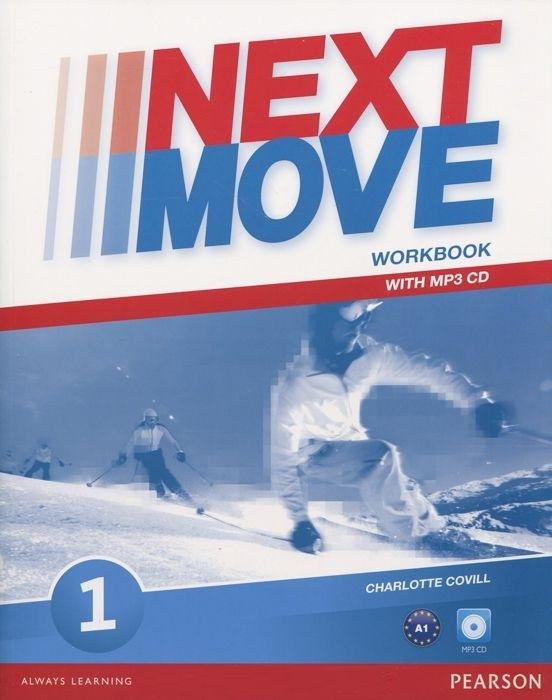 "Купить книгу ""Next Move 1: Workbook (+CD)"""