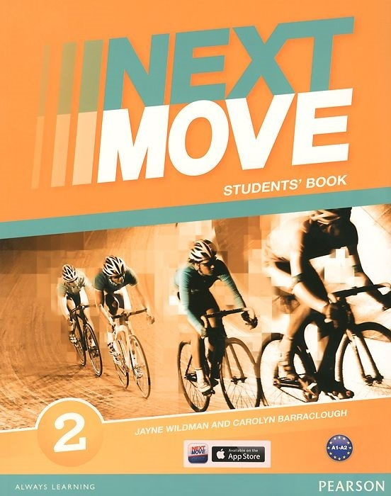 "Купить книгу ""Next Move 2: Student's Book"""