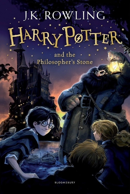 """Купить книгу """"Harry Potter and the Philosopher's Stone"""""""