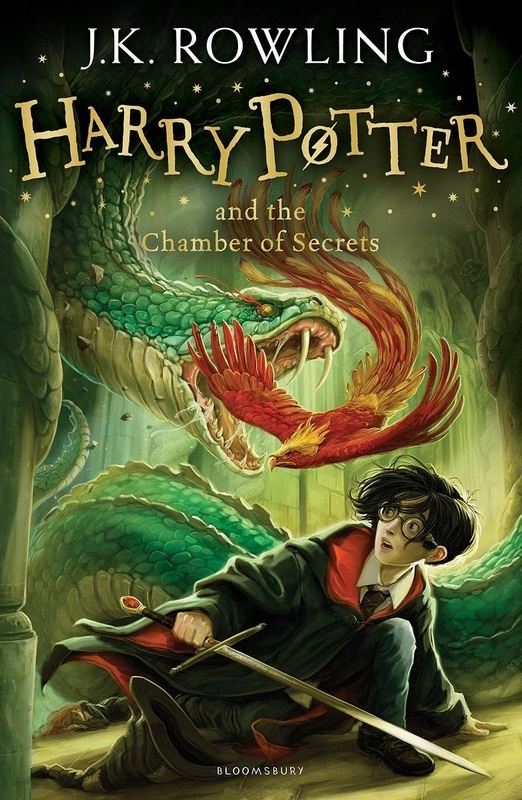 "Купить книгу ""Harry Potter and the Chamber of Secrets"""