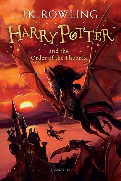 Harry Potter and the Order of the Phoenix - купить и читать книгу