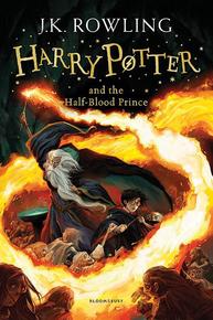 "Купить книгу ""Harry Potter and the Half-Blood Prince"""