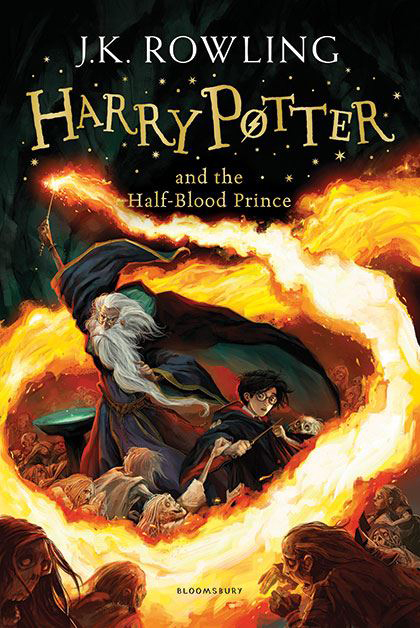 "Купить книгу ""Harry Potter and the Half-Blood Prince"""