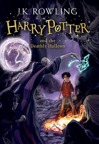 "Купить книгу ""Harry Potter and the Deathly Hallows"""
