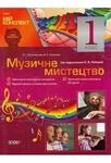 Музичне мистецтво. 1 клас (за підручником Лобової О. В.)