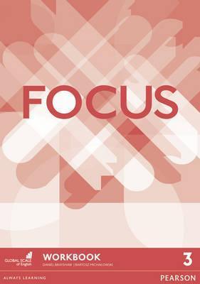 """Купить книгу """"Focus 3. Workbook"""""""
