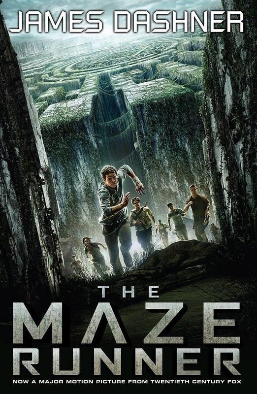 "Купить книгу ""The Maze Runner"""
