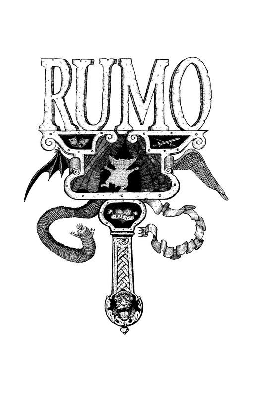 """Купить книгу """"Румо, или Чудеса в темноте"""""""